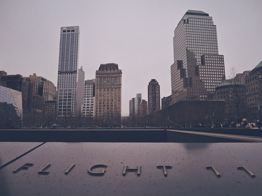Flight 11, World Trade Center, New York City